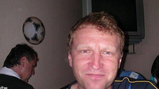 Trenér Aleš Křeček