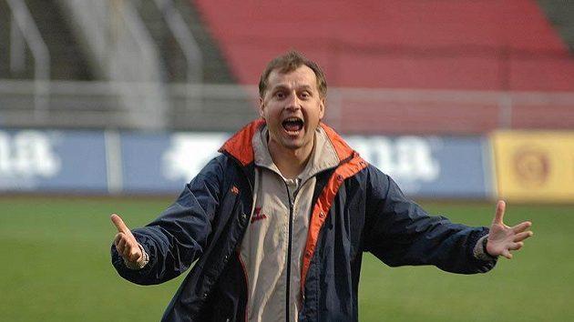 Fotbalový trenér Martin Pulpit
