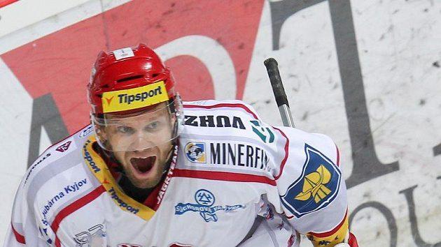 Martin Růžička si podmanil letošní play-off extraligy.