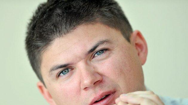 Úřadující juniorský mistr světa v rallye Martin Prokop