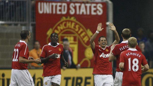 Manchester United vyhrávají. Anglii navzdory...