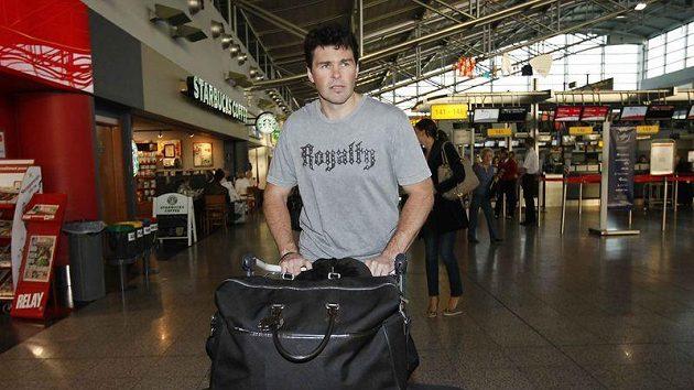 Jaromír Jágr po třech letech nabral směr NHL.