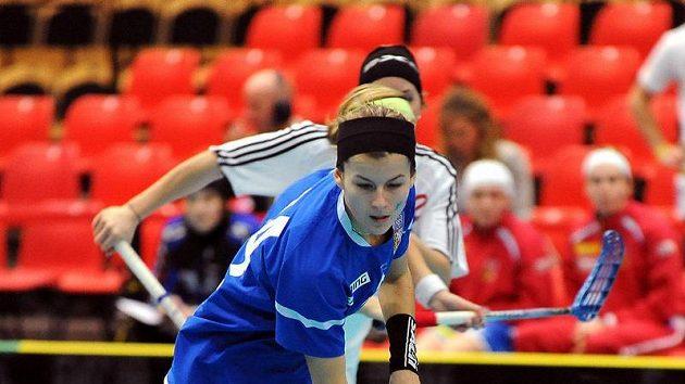 Sedmnáctiletá Koníčková byla příjemným překvapením šampionátu.