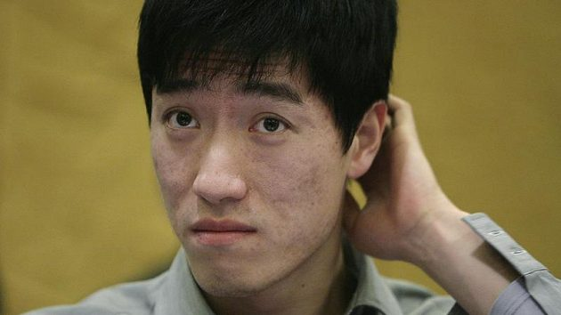 Čínský překážkář Liou Siang