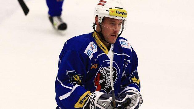 Tomáš Vlasák vstřelil v utkání s Libercem rozdílovou branku.