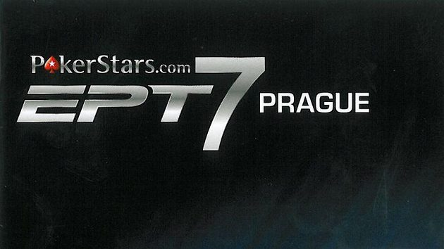 Logo akce European Poker Tour v Praze
