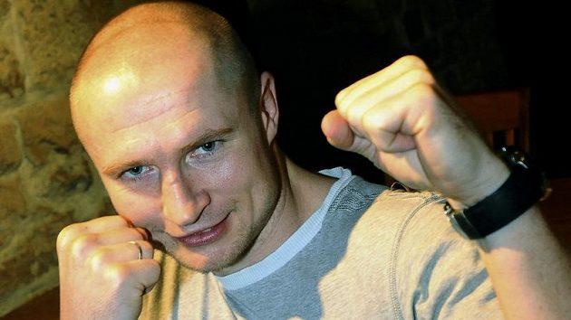 Boxer Lukáš Konečný