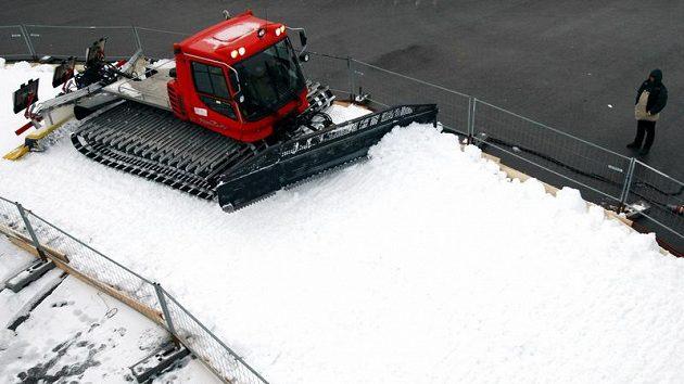 Teploty už by měly být nižší, Tour de Ski se stihne připravit.