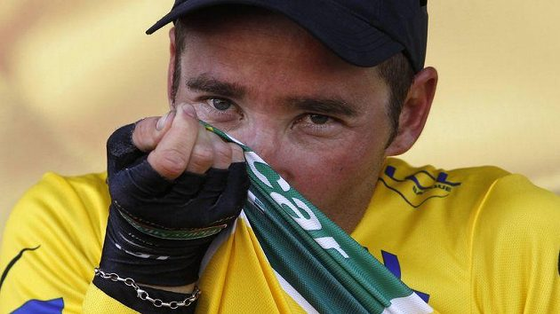 Francouz Thomas Voeckler udržel na Tour žlutý trikot