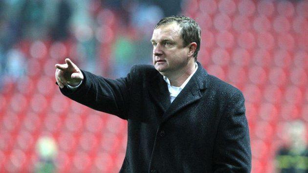 Trenér Plzně Pavel Vrba se poprvé nahlas přiznal, že touží po titulu.