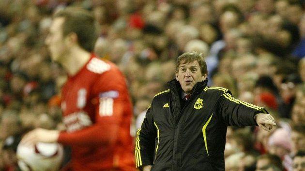 Trenér Liverpoolu Kenny Dalglish musel na úvod nového ročníku skousnout remízu.