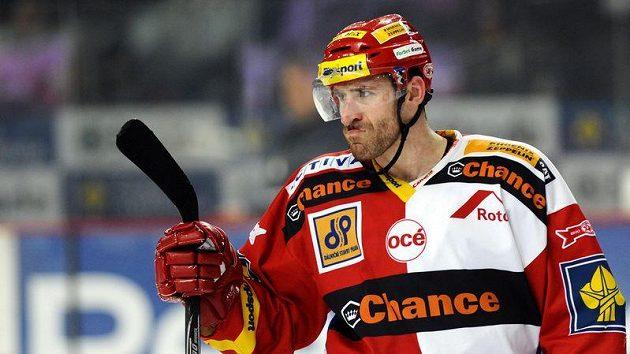 Jiří Vašíček, obránce hokejové Slavie