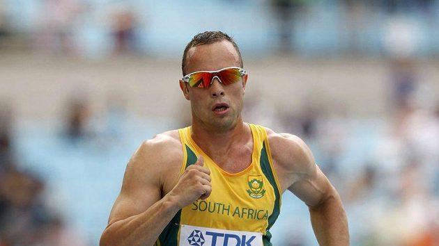 Oscar Pistorius nebyl nominován do finále štafety.