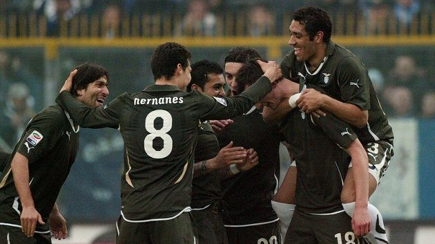 Hráči Lazia Řím si už v nejvyšší soutěži nemusejí zahrát..