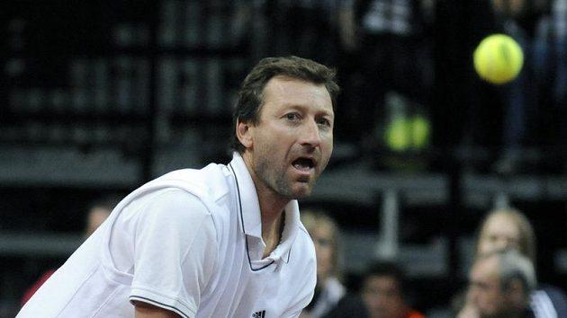 Bývalý tenista Miloš Mečíř - ilustrační foto.