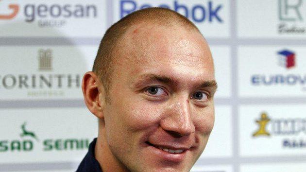 Karel Rachůnek si zahraje i MS v in-line hokeji.