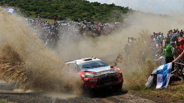 Ford odstupuje z finančích důvodů z rallye. Petter Solberg už závodit nebude.
