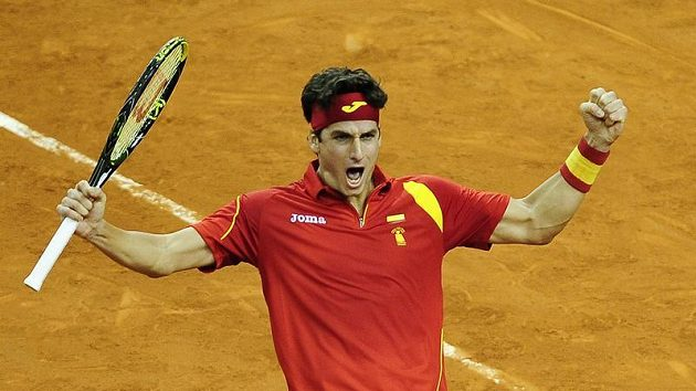 Španělský tenista Feliciano López