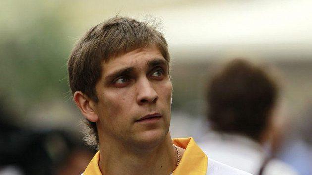 Ruský pilot formule 1 Vitalij Petrov