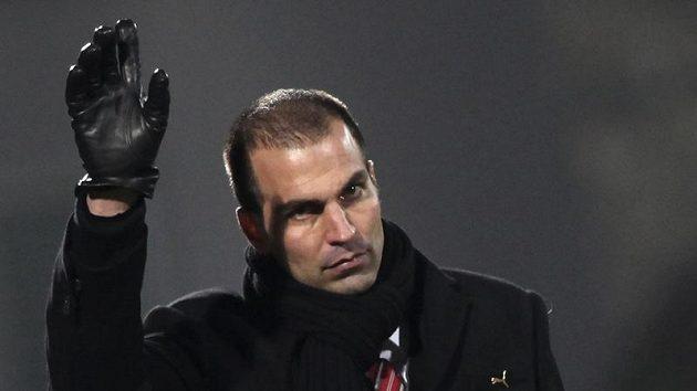 Trenér Markus Babbel dává Stuttgartu sbohem, klub jej totiž odvolal