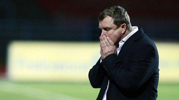 Plzeňský trenér Pavel Vrba nevěřil vlastním očím. Se Slavií to byl totální kolaps.