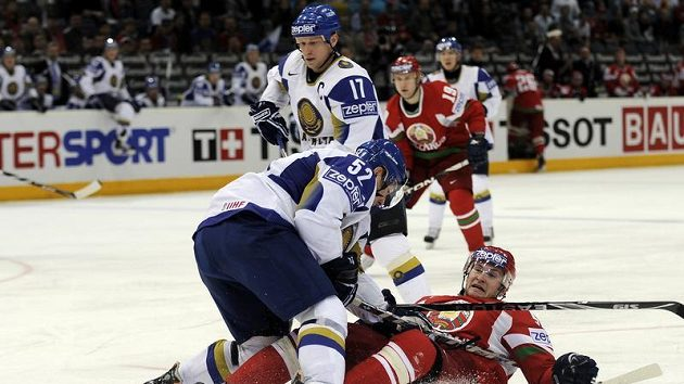 Hokejista Klouček má reprezentovat Kazachstán.