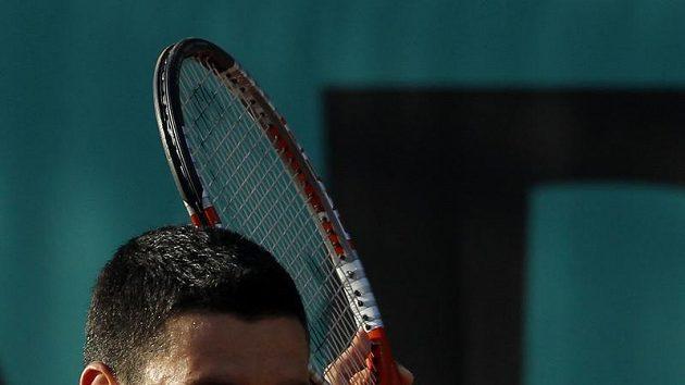 Rumunský tenista Victor Hanescu