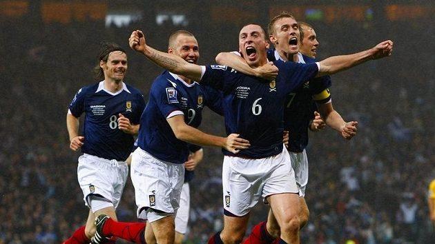 Skotští fotbalisté