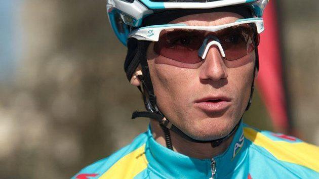 Český cyklista Roman Kreuziger závod v Japonsku nedokončil.
