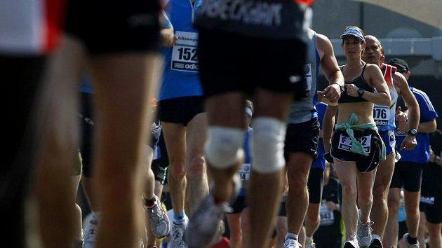 Pražský mezinárodní maratón. Ilustrační foto.