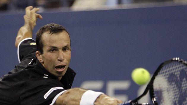 Tenista Radek Štěpánek na US Open