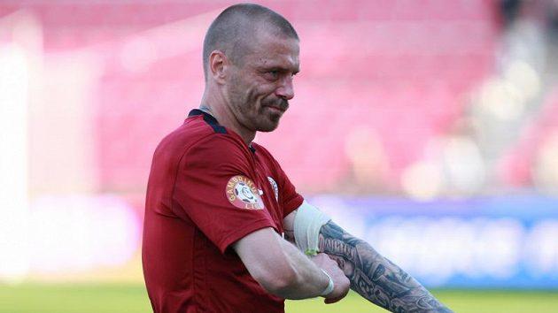 Tomáš Řepka nepochybuje, že mistrovský titul získá Sparta.