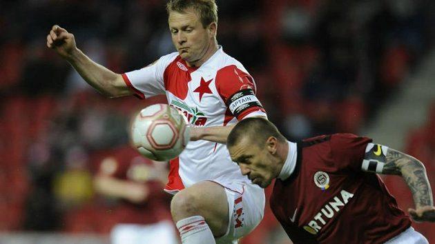 O tom, zda do semifinále postoupí Slavia či Sparta, se bude v odvetě ještě rozhodovat.