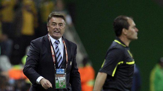Srbský trenér Radomir Antič