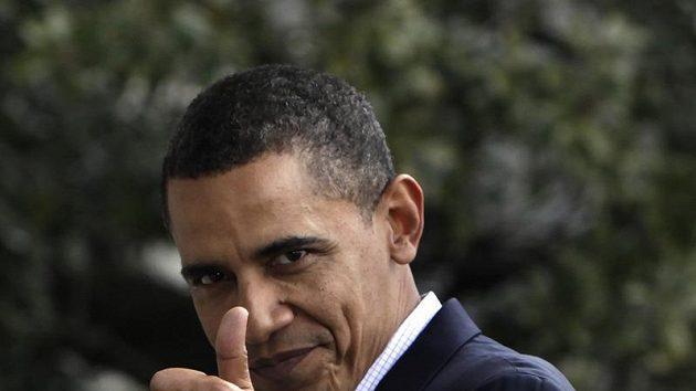 Barack Obama slib dodržel.