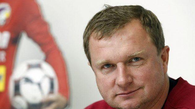 Trenér Plzně Pavel Vrba hráčům slíbil, že po zisku titulu půjde dohola.