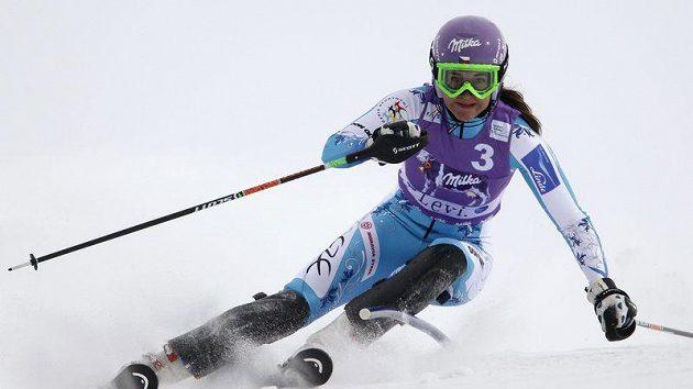 Šárka Záhrobská zahájila sezónu sedmým místem ve finském Levi.