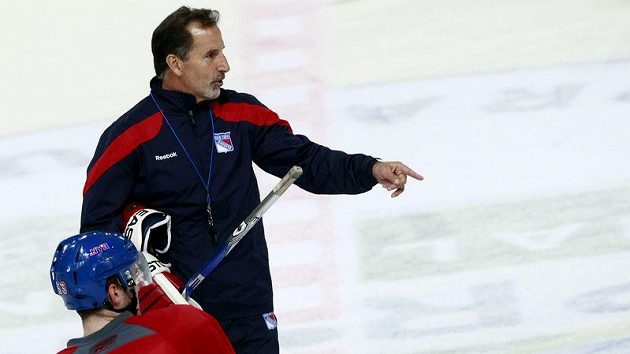 Hokejisty USA povede na Světovém poháru John Tortorella.