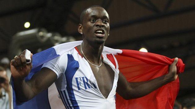 Teddy Tamgho na olympiádě smí závodit.