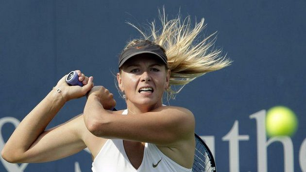Maria Šarapovová se vrátila ve velkém stylu.