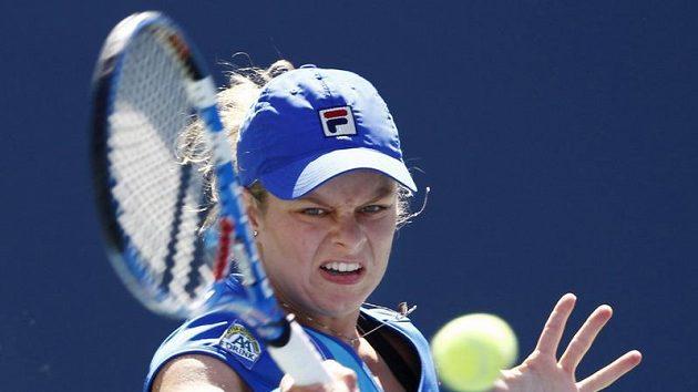 Belgičanka Kim Clijstersová na US Open