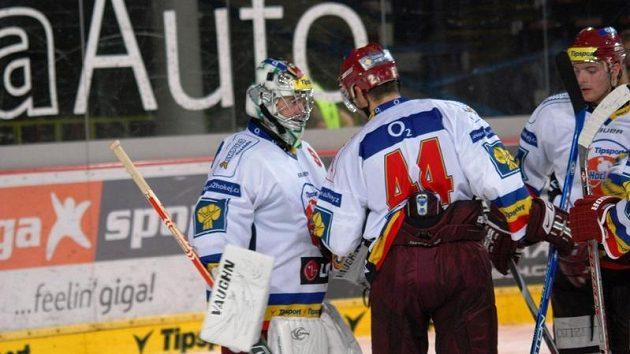 Hokejisté Sparty budou reprezentovat české barvy.