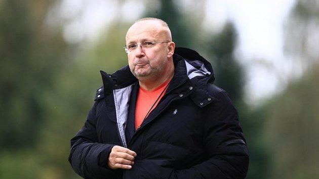 Šéf Příbrami Jaroslav Starka