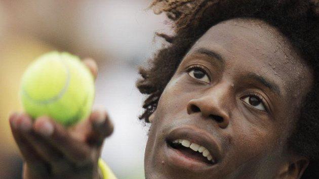 Francouzský tenista Gael Monfils ukončil předčasně sezónu