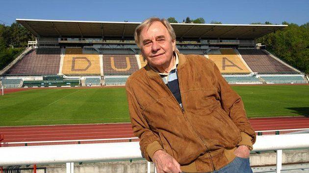 Na Julisku chodí Ivo Urban i nyní, kdy Dukla bojuje o návrat do nejvyšší soutěže.