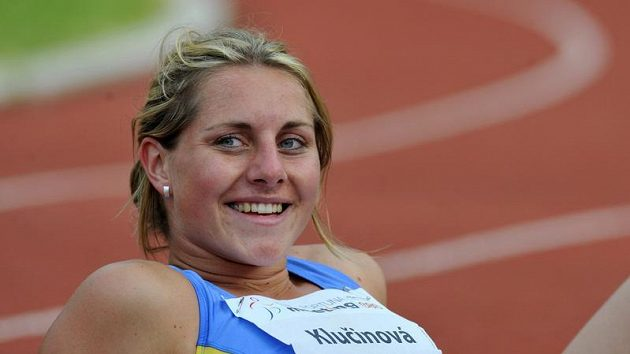 Eliška Klučinová byla hlavní tahounkou českého týmu.