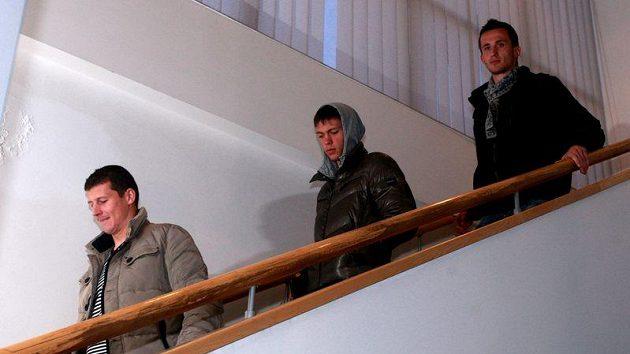 Trio Sparťanů Pekhart,Pamič a Kadlec si vyslechlo verdikt disciplinární komise ČMFS.