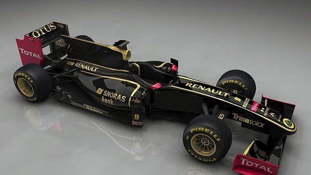Vůz stáje Lotus Renault F1 pro rok 2011 by měl být barevně vyveden jako Lotus Ayrtona Senny z 80. let.