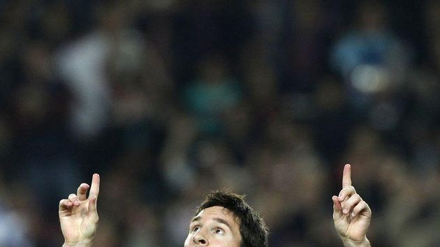 Barcelonský Lionel Messi nechce opustit katalánský klub.