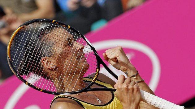 Italská tenistka Flavia Pennettaová.